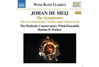 Peabody Conservatory Wind Ensemble - The Symphonies [CD]