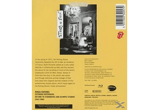 The Rolling Stones - Stones In Exile - (Blu-ray)