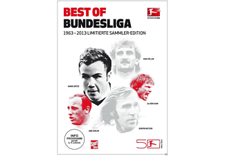 Best Of Bundesliga-Box - (DVD)