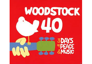 Various - Woodstock-40 Years On: Back To Yasgur's Farm - (CD)