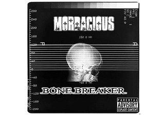Mordacious - Bone Breaker - (CD)