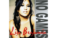 Lisa Benjamin - No Games [CD]