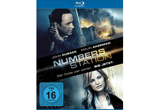 Numbers Station - (Blu-ray)
