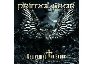 Primal Fear - Delivering The Black (Ltd.Digipak+DVD) - (CD + DVD)