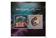 James Wells - Disco Recharge: James Wells [CD]