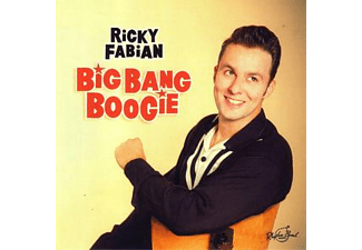 Ricky Fabian - Big Bang Boogie - (CD)
