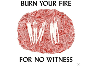 Angel Olsen - Burn Your Fire For No Witness - (CD)
