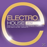 VARIOUS - Electro House 2014 [CD]