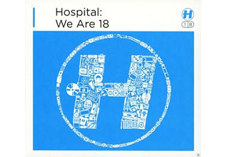 VARIOUS - Hospital: We Are 18 - (CD)