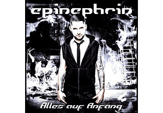 Epinephrin - Alles Auf Anfang - (CD)