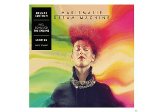 Mariemarie - Dream Machine (Limited Deluxe Edition) - (CD)