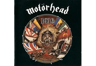 Motörhead - 1916 (Expanded+Remastered Edition) - (CD)