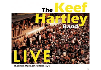 Keef Band Hartley - Live At Aachen Open Air 1970 - (CD)