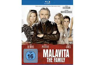 Malavita - The Family - (Blu-ray)