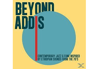 VARIOUS - Beyond Addis - (CD)