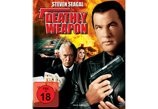 Deathly Weapon - (Blu-ray)