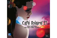VARIOUS - Cafe Solaire 21 [CD]