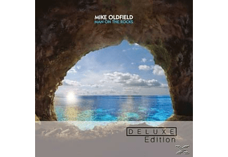 Mike Oldfield - Man On The Rocks (Deluxe Edition) - (CD)