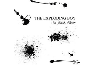 The Exploding Boy - The Black Album - (CD)