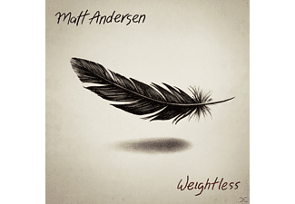 Matt Andersen - Weightless - (CD)