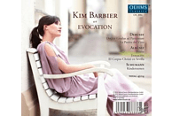 Barbier Kim - Evocation [CD]