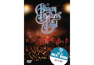 The Allman Brothers Band - Live At Great Woods - (DVD)