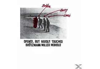 Brötzmann/Miller/Moholo - Opened,But Hardly Touched - (Vinyl)