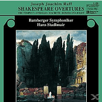 VARIOUS - Shakespeare-Ouvertüren [CD]