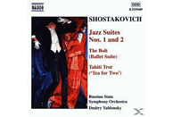 Russian State Orchestra, Dmitry/russian State Symphony Orchestra Yablonsky - Jazz Suiten 1+2/The Bolt/Ta [CD]