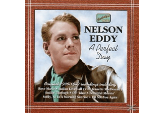 Nelson Eddy - A Perfect Day - (CD)