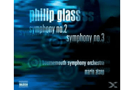 Bournemouth So, Marin Bournemouth Symphony Orchestra & Alsop - Sinfonien 2+3 [CD]