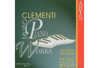 Pietro Spada - Piano Works Vol.17 - (CD)