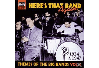 VARIOUS - Here's That Band Again - (CD)