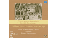 The The, Edward/choir Of New College Oxford Higginbottom - English Renaissance Choral [CD]
