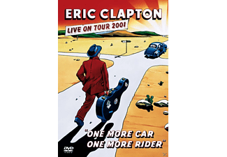 Eric Clapton - One More Car, One More Rider (Live On Tour 2001) - (DVD)
