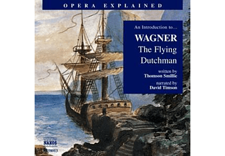 Introduction To Flying Dutchma - 1 CD - Hörbuch