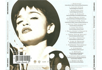 Madonna - THE IMMACULATE COLLECTION - (CD)