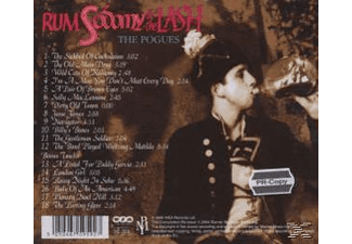 The Pogues - Rum, Sodomy & The Lash - (CD)
