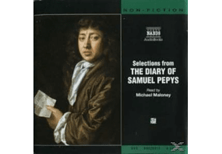 SELECTIONS FROM THE DIARY OF SAMUEL PEPYS (ENGL-4C - 4 CD -
