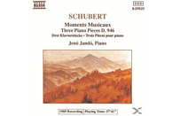 Jenö Jo - Moments Musicaux/Allegretto/+ [CD]