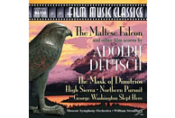 WILLIAM T. Moscow Symph. Orch. & Stromberg, William T./Moskau SO Stromberg - The Maltese Falcon/+ [CD]