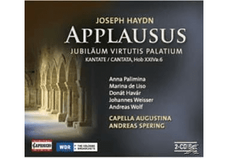 Spering & Capella Augustina - Applausus - (CD)