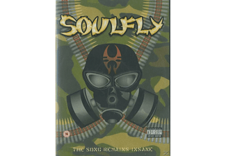 Soulfly - The Song Remains Insane - (DVD)