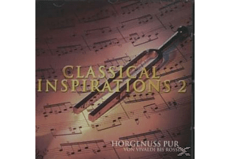 VARIOUS - Classical Inspirations 2 - (CD)