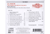 Kevin Bowyer - ORGAN WORKS VOL.8 [CD]