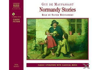 Normandy Stories - 2 CD - Hörbuch