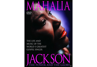 Mahalia Jackson - The Power And The Glory [DVD]