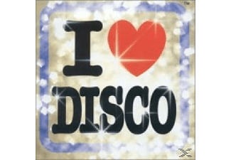 VARIOUS - I Love Disco - (CD)