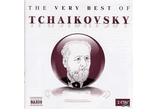 VARIOUS - Best Of Tchaikovsky,Very - (CD)
