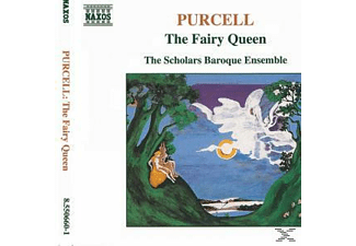 The Scholars Baroque Ensemble - The Fairy Queen - (CD)